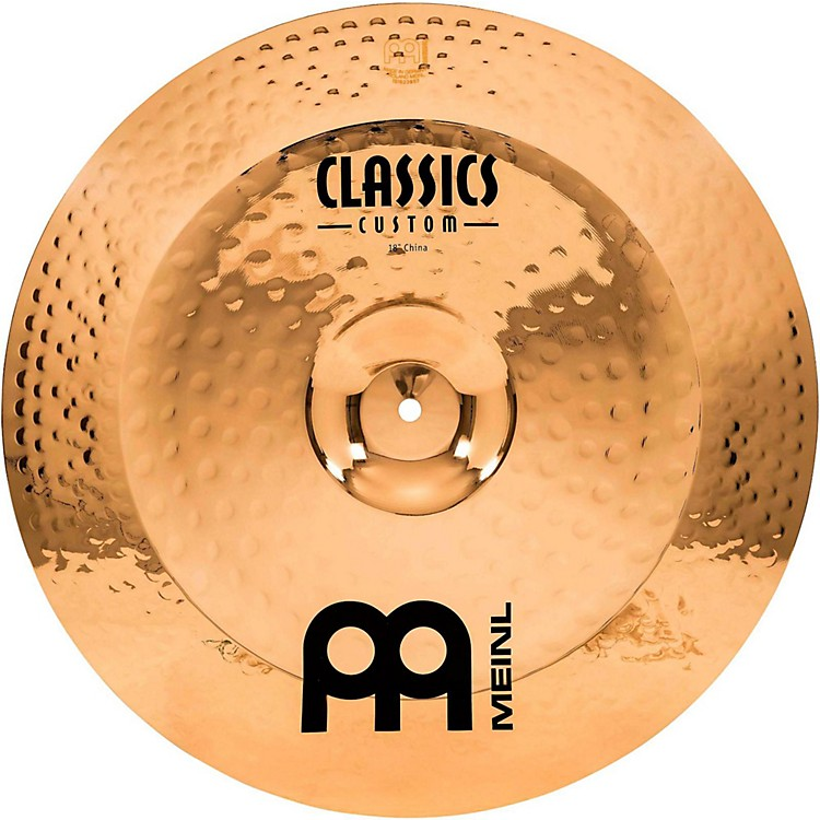 Meinl Classics Custom China - Brilliant 18 in.