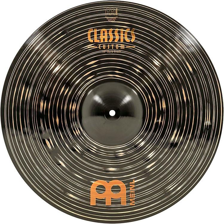 MeinlClassics Custom Dark Crash Cymbal19 in.