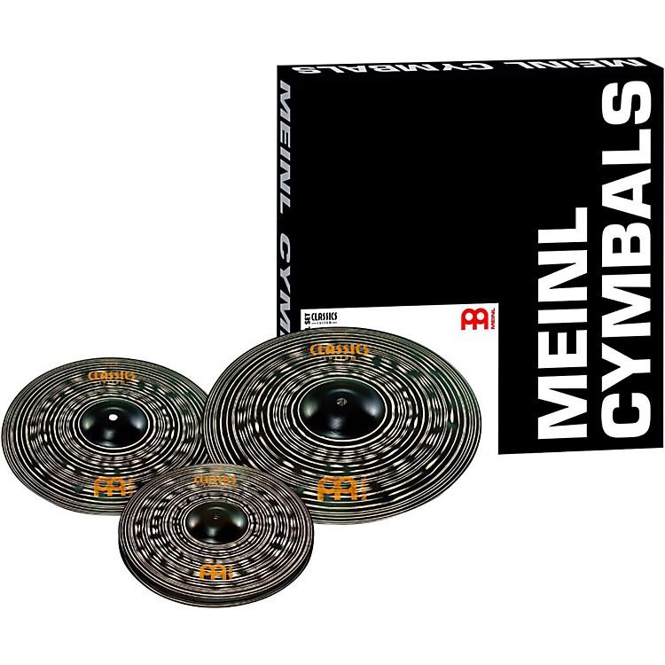 MeinlClassics Custom Dark Cymbal Box Set