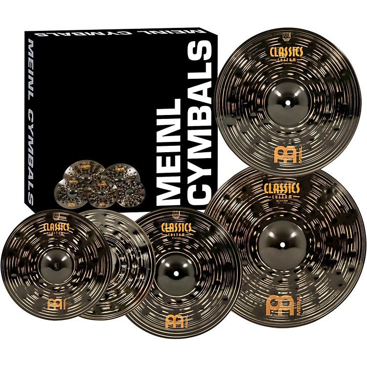 MeinlClassics Custom Dark Pack Bonus Box Set with FREE 18
