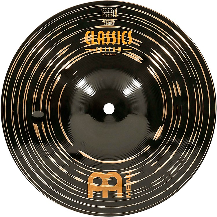 MeinlClassics Custom Dark Splash Cymbal10 in.