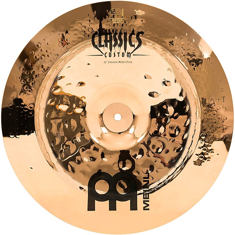 MeinlClassics Custom Extreme Metal China Cymbal16 in.