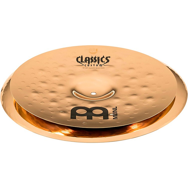 Meinl Classics Custom Extreme Metal Stack 16 in. /18 in.