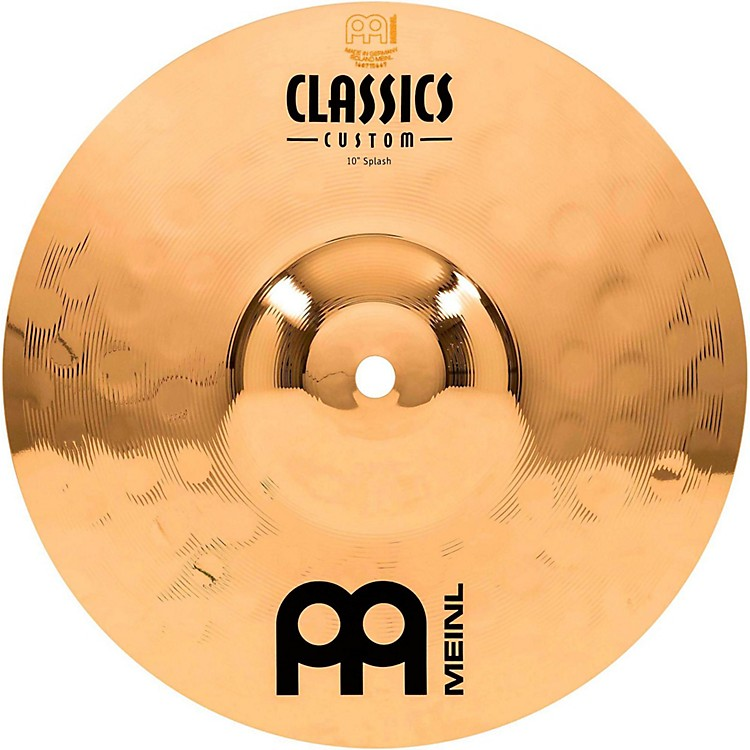 Meinl Classics Custom Splash - Brilliant 10 in.
