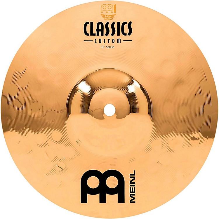 MeinlClassics Custom Splash - Brilliant10 in.