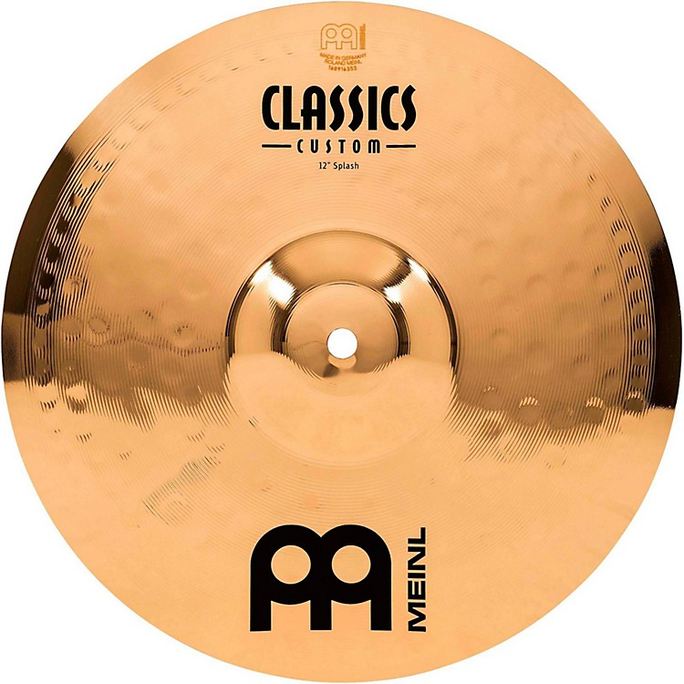 Meinl Classics Custom Splash - Brilliant 12 in.