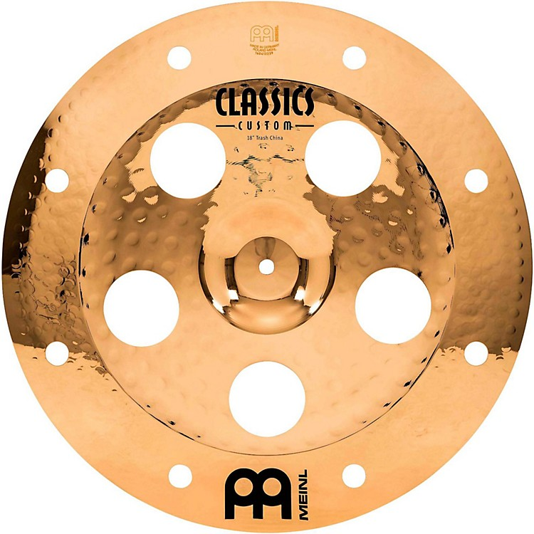 Meinl Classics Custom Trash China Cymbal 18 in.