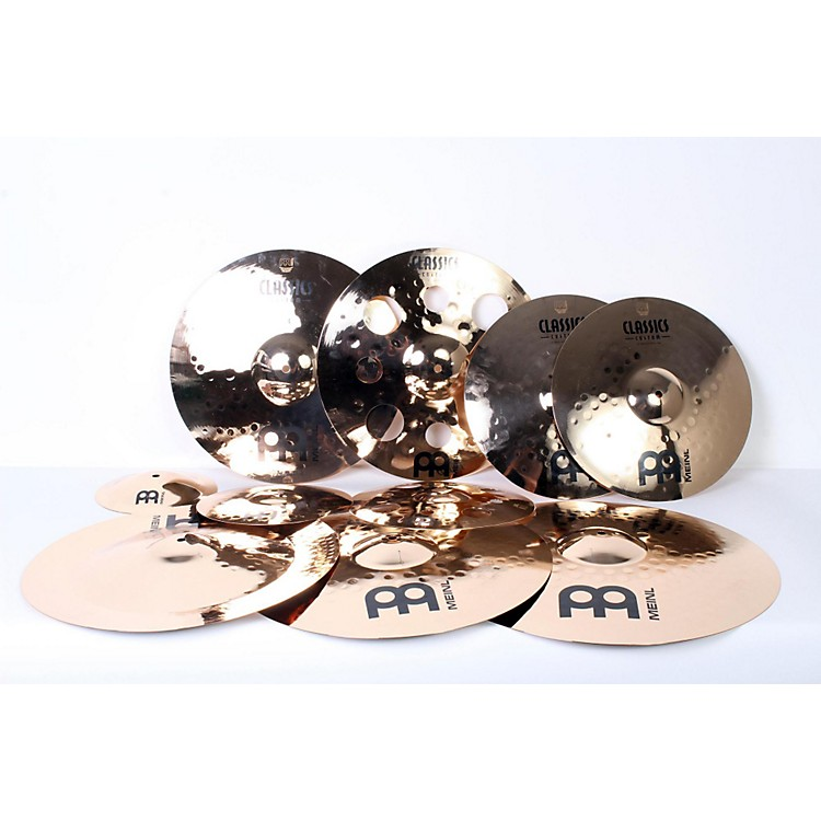 MeinlClassics Custom Triple Bonus Pack Cymbal Box Set with FREE 8