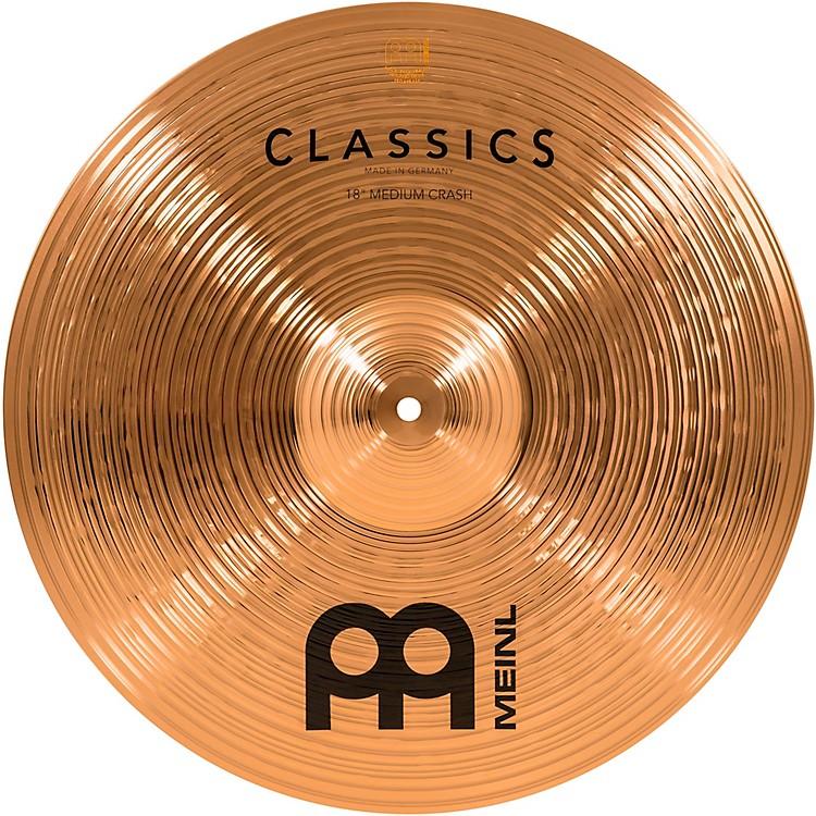 MeinlClassics Medium Crash Cymbal18 in.