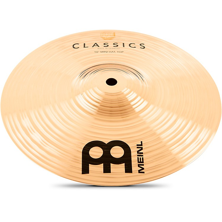 Meinl Classics Mini Hi-Hat Cymbals 10 in.