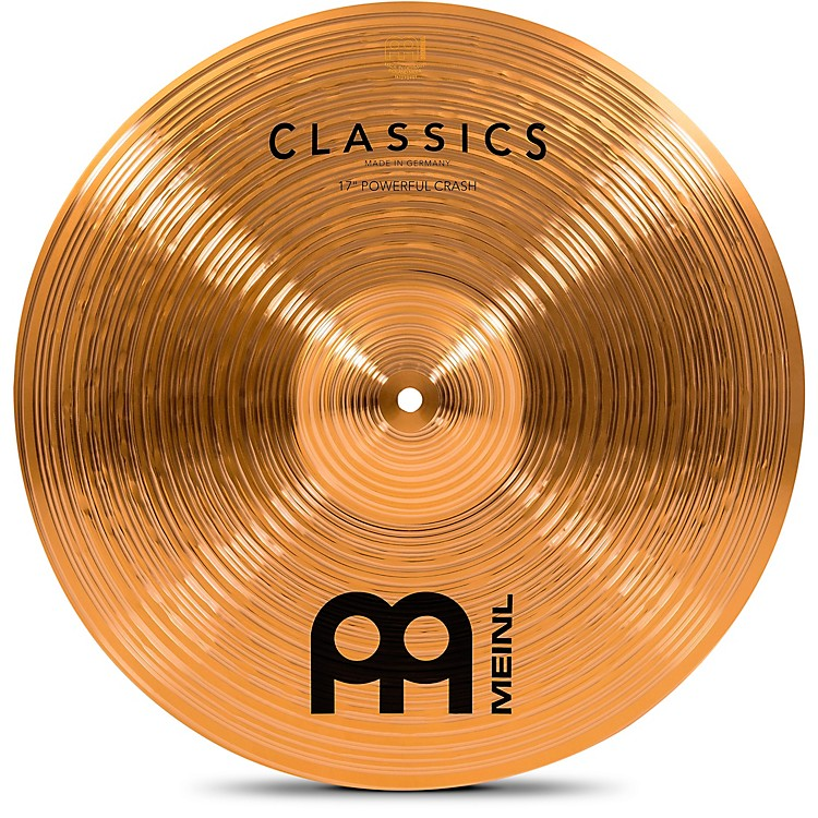 Meinl Classics Powerful Crash Cymbal 17 In.