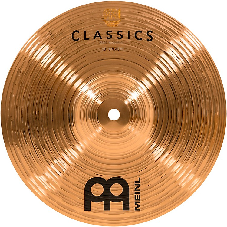 Meinl Classics Splash Cymbal 10 in.