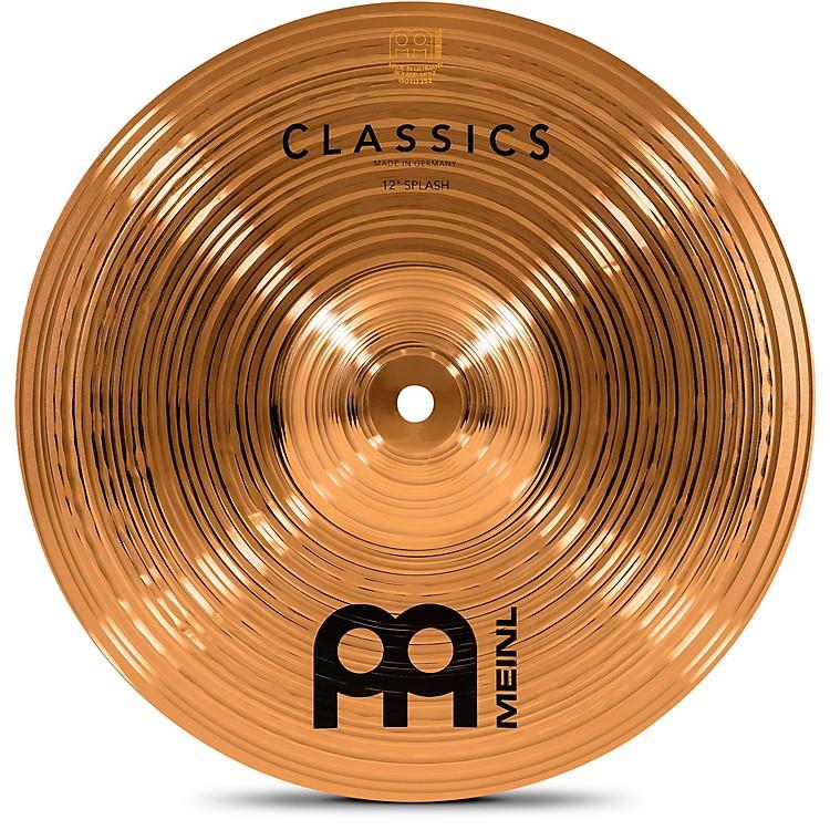 MeinlClassics Splash Cymbal12 in.