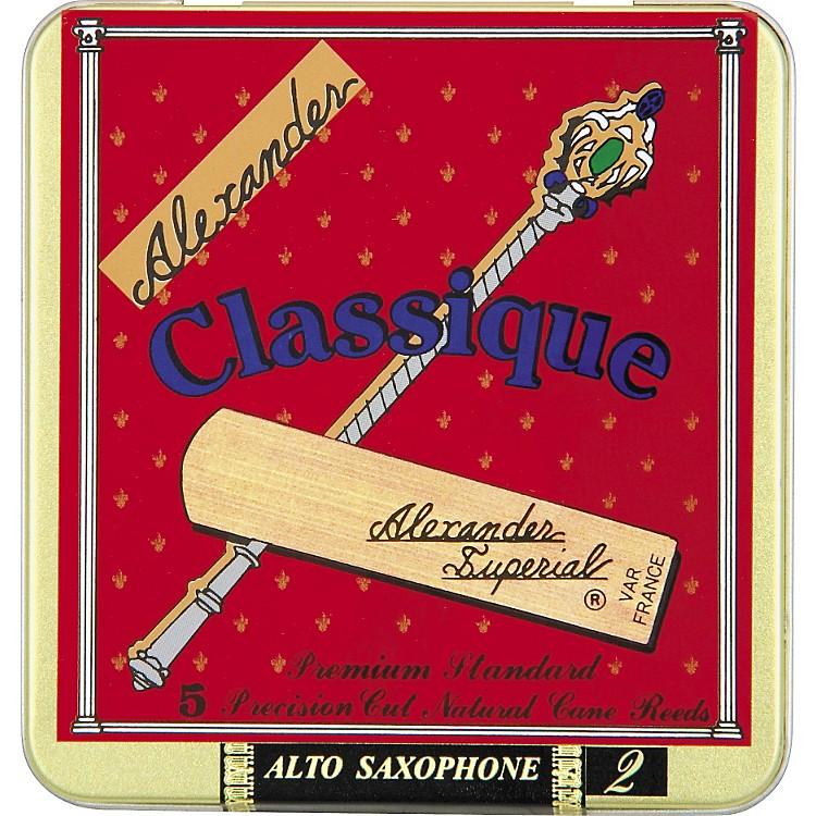 Alexander ReedsClassique Alto Saxophone Reeds