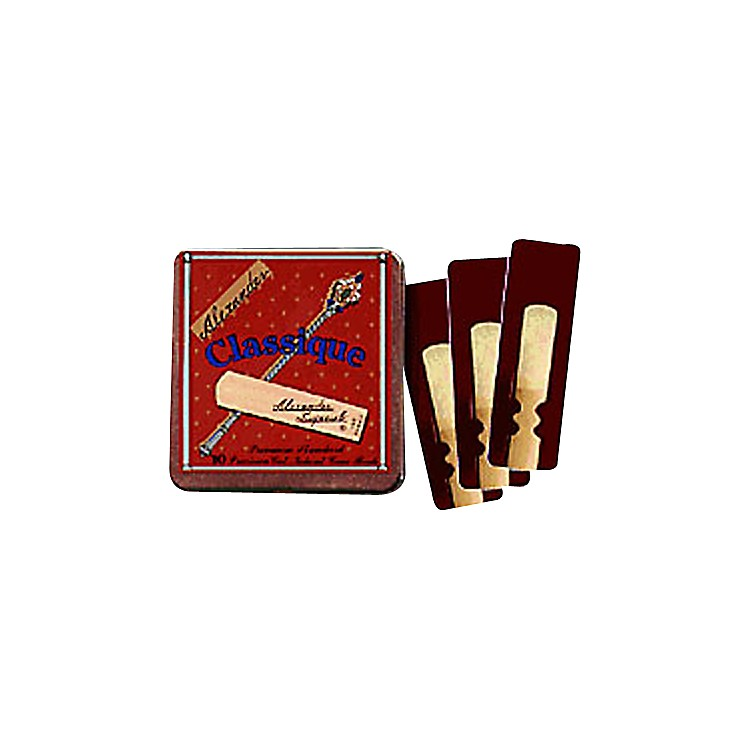 Alexander ReedsClassique Baritone Saxophone ReedsStrength 2.5