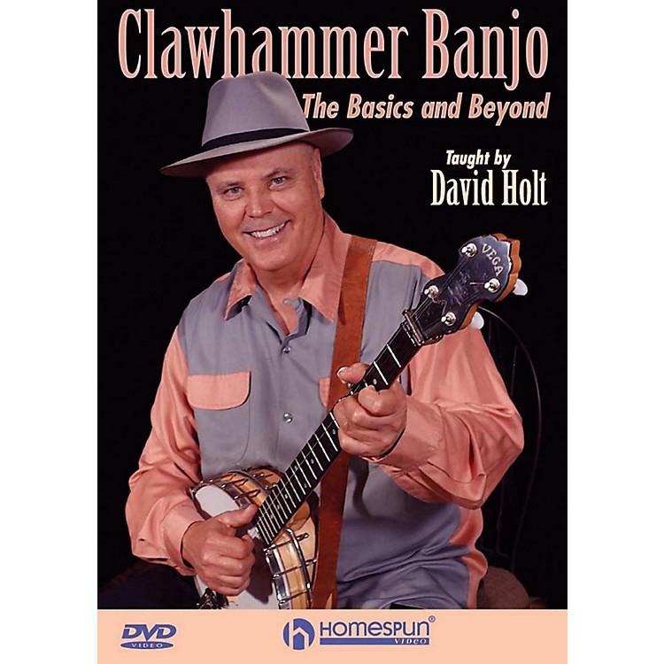 HomespunClawhammer Banjo: The Basics And Beyond DVD