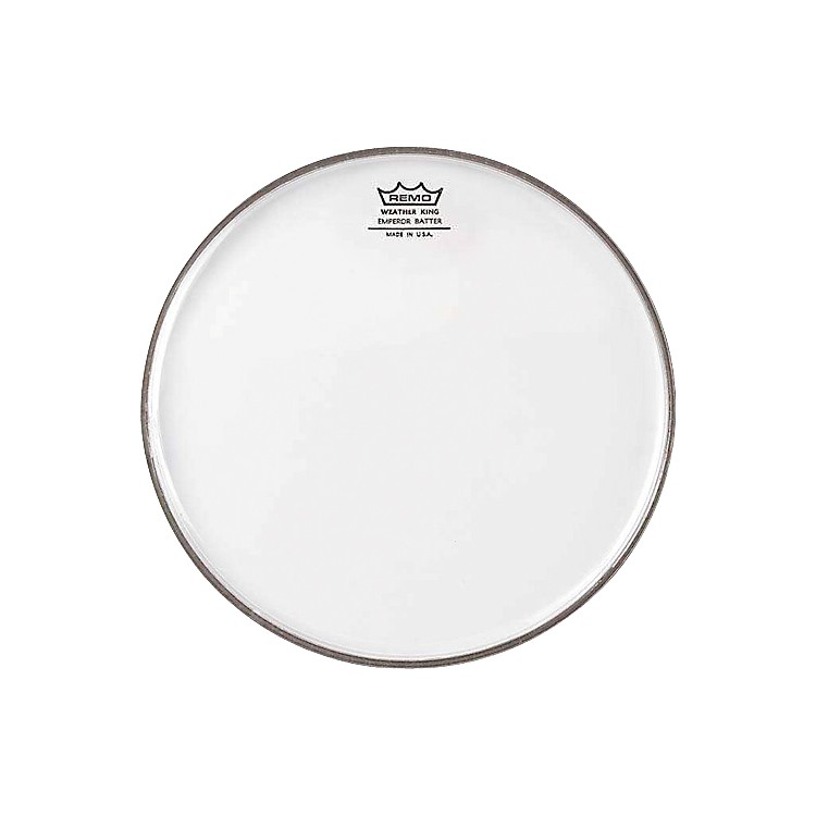 Remo Clear Emperor Batter Drumhead  8 in.