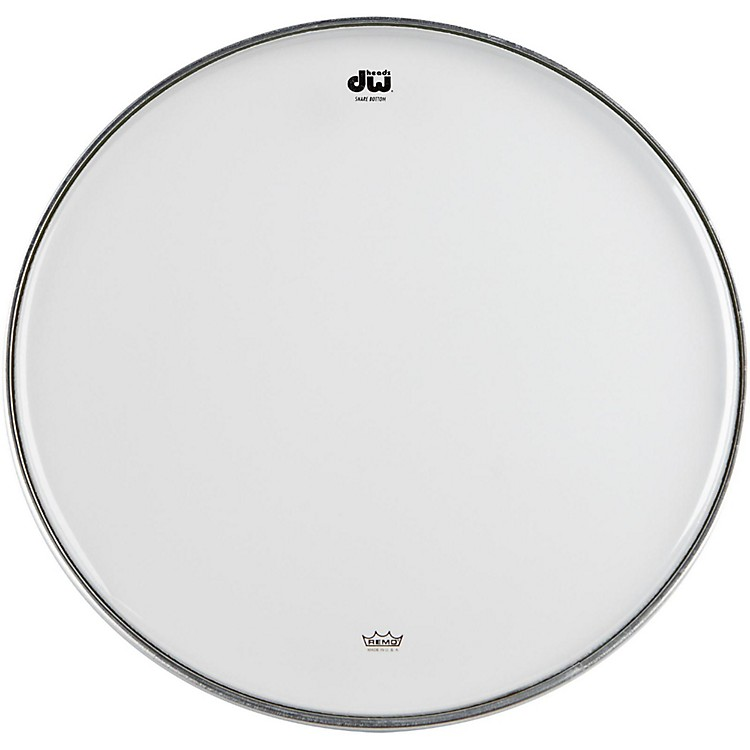 DW Clear Snare Side Bottom Head 12 in.