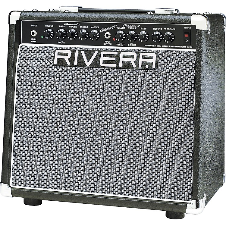RiveraClubster 25W 1x10 Combo Amp