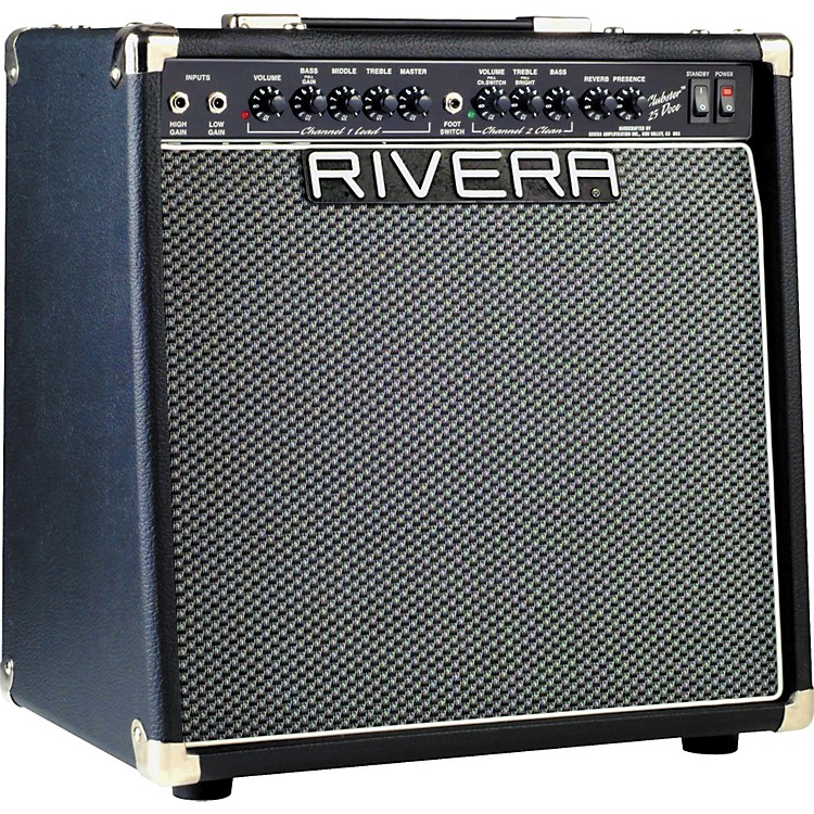RiveraClubster 25W 1x12 Tube Guitar Combo Amp