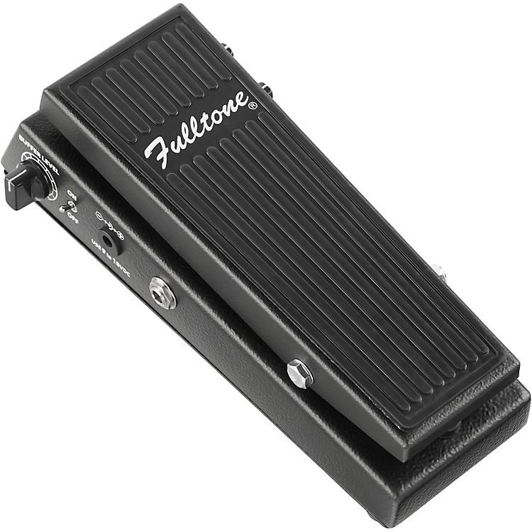 FulltoneClyde Deluxe Wah Guitar Effects PedalBlack