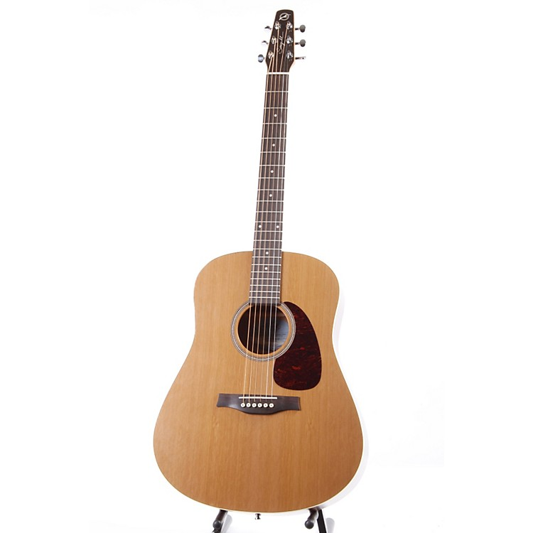 Seagull Coastline Series S6 Dreadnought Acoustic Guitar Natural 886830453342