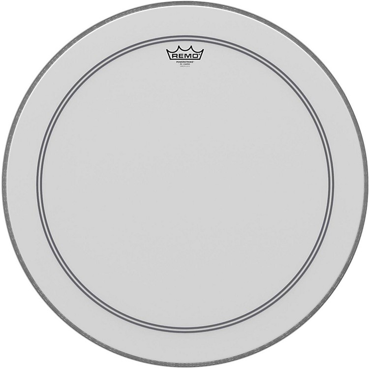 RemoCoated Powerstroke 3 Bass Drum Head24 in.