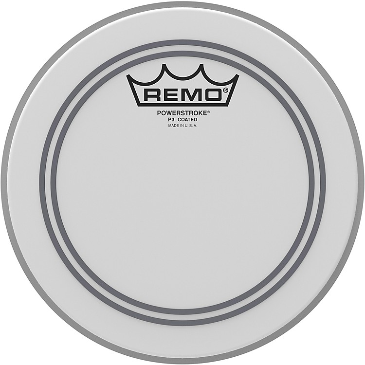 RemoCoated Powerstroke 3 Batter Head8 in.