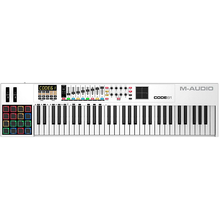 M-AudioCode 61 USB MIDI Keyboard Controller