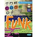 Hudson Music Code of Funk Drum Book With CD and DVD-Rom