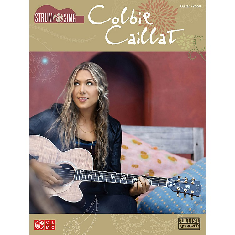 Cherry LaneColbie Caillat - Strum & Sing Series for Easy Guitar Songbook