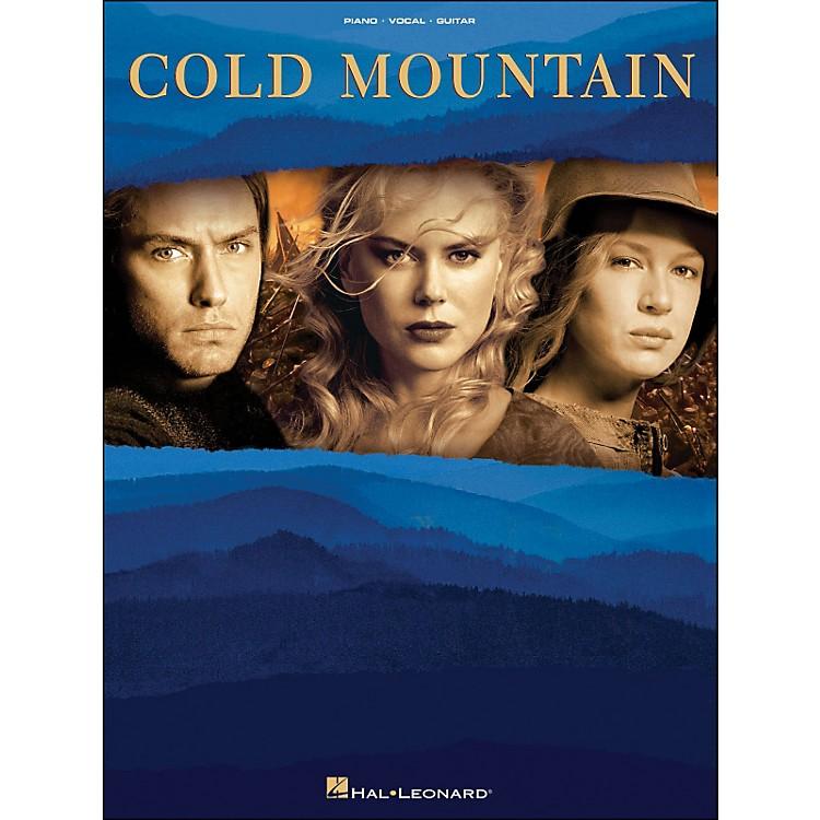 Hal LeonardCold Mountain arranged for piano, vocal, and guitar (P/V/G)