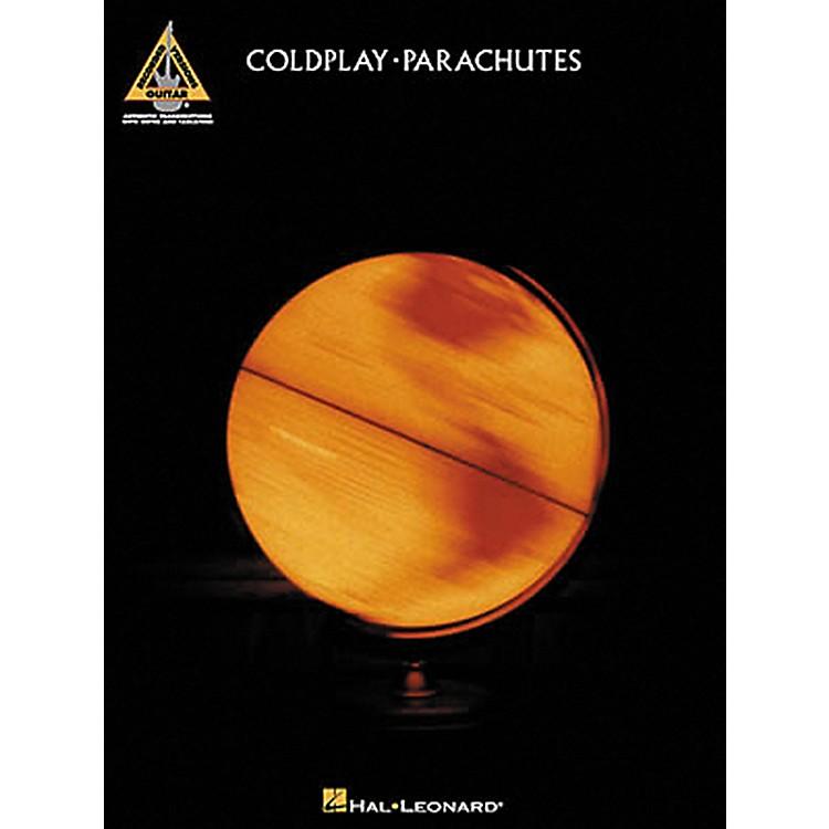 Hal LeonardColdplay Parachutes Guitar Tab Songbook