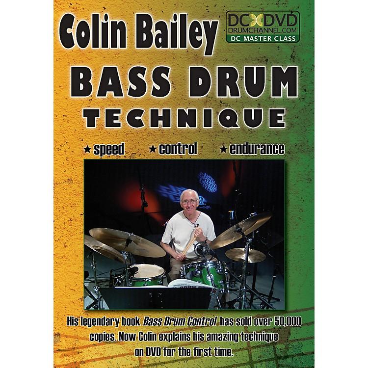 The Drum ChannelColin Bailey - Bass Drum Technique DVD