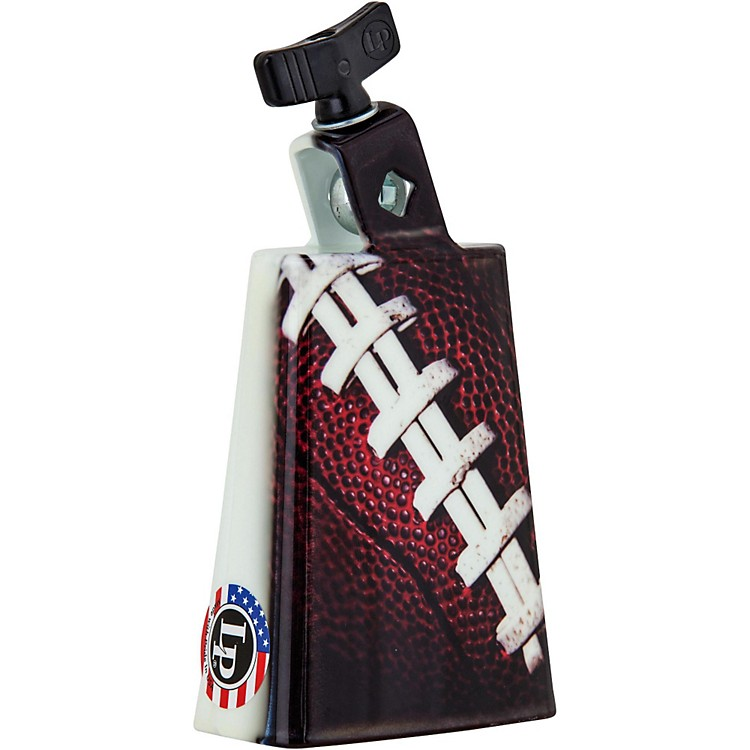 LPCollectabells Football Cowbell5 in.