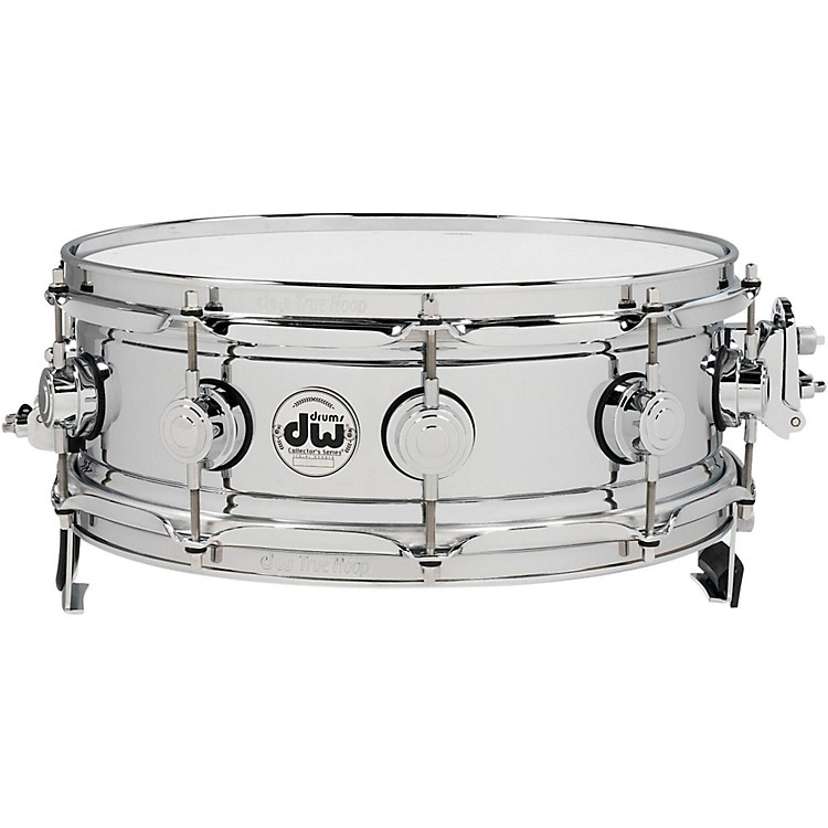 DW Collector's Series True-Sonic Snare Drum 14x5 Chrome Hardware