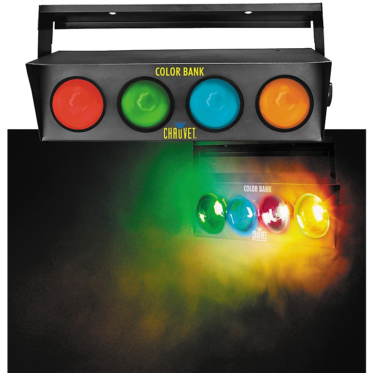 ChauvetColor Bank 4-Color Sound-Activated Light