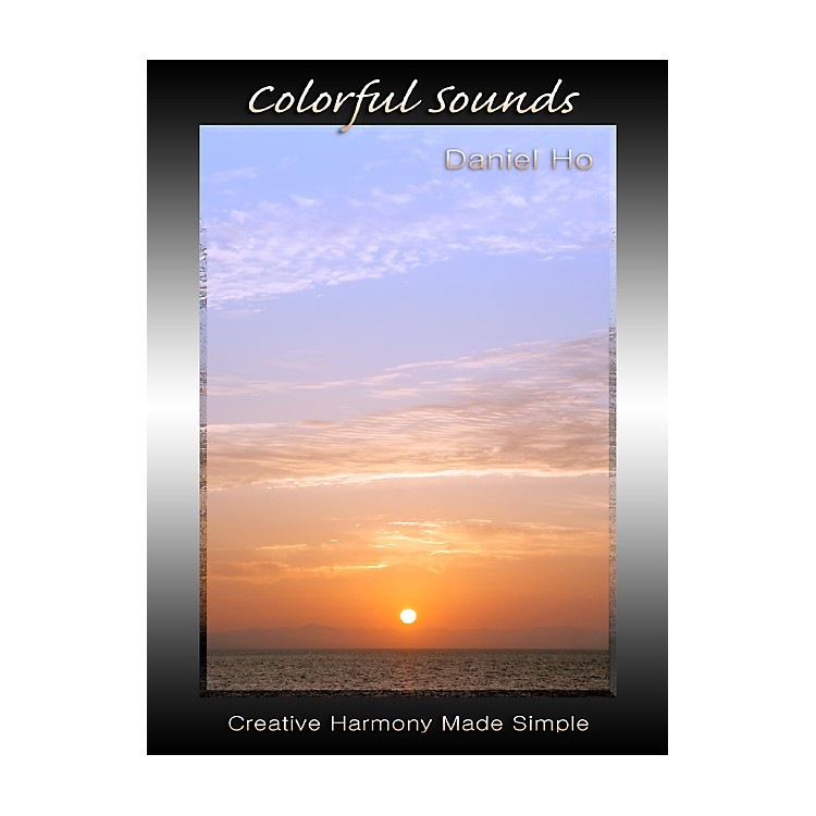 AlfredColorful Sounds Creative Harmony Made Simple Book & CD