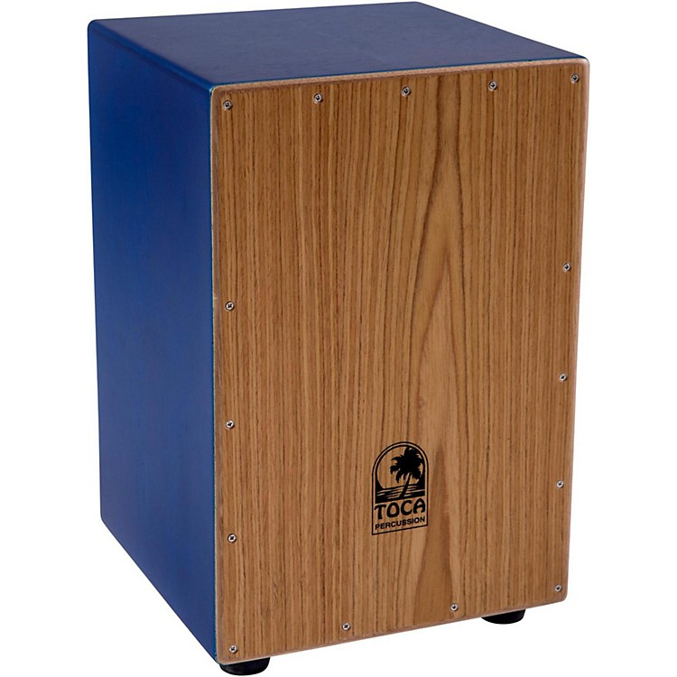 Toca Colorsound Cajon Blue