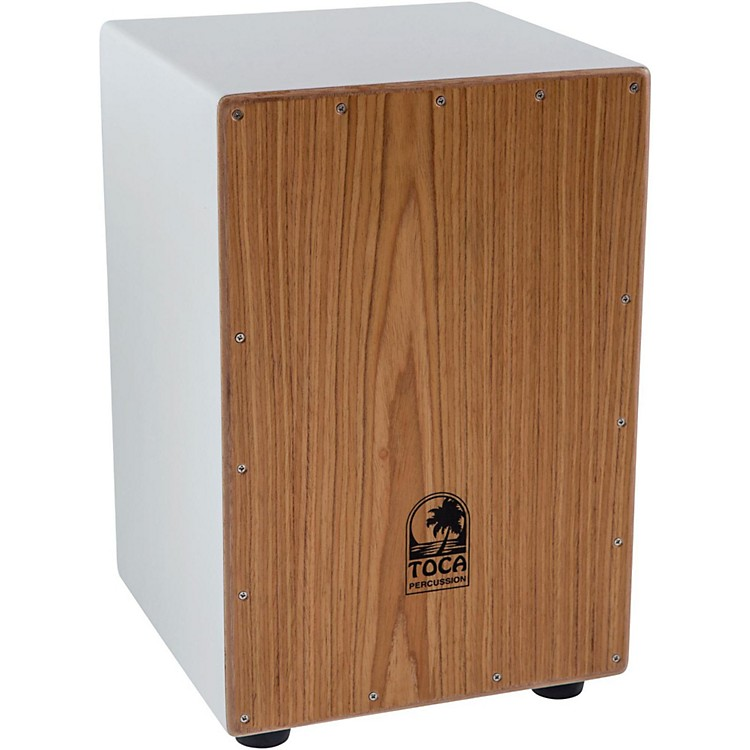 Toca Colorsound Cajon White