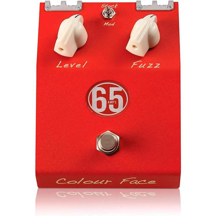 65ampsColour Face Germanium Fuzz Guitar Effects Pedal
