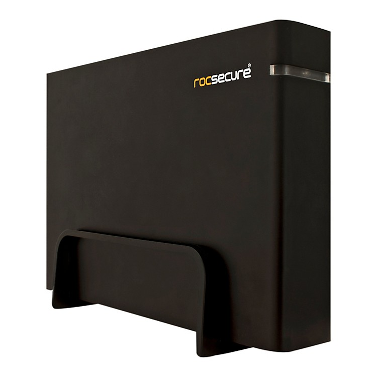 Rocstor Commander 3F Secure Encrypted Ruggedized External Hard Drive
