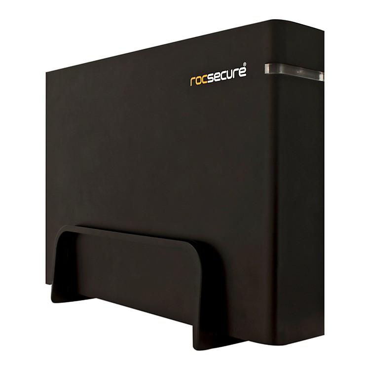 RocstorCommander 3F Secure Encrypted Ruggedized External Hard Drive