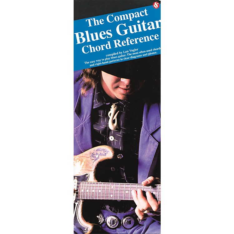 Music SalesCompact Blues Guitar Chord Reference