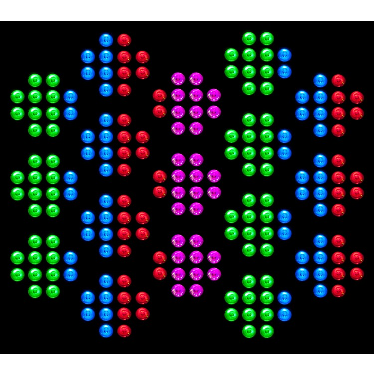 ChauvetCompact Pixel Mapping PARBlack