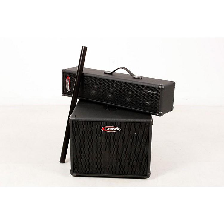 HarbingerCompact Portable PA SystemBlack888365854083