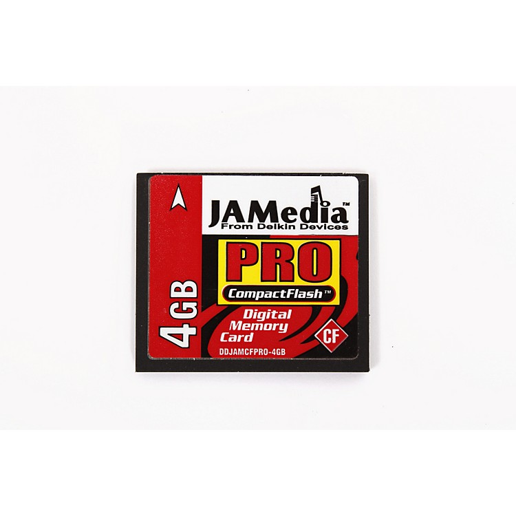 JAMedia CompactFlash Pro Series  4GB