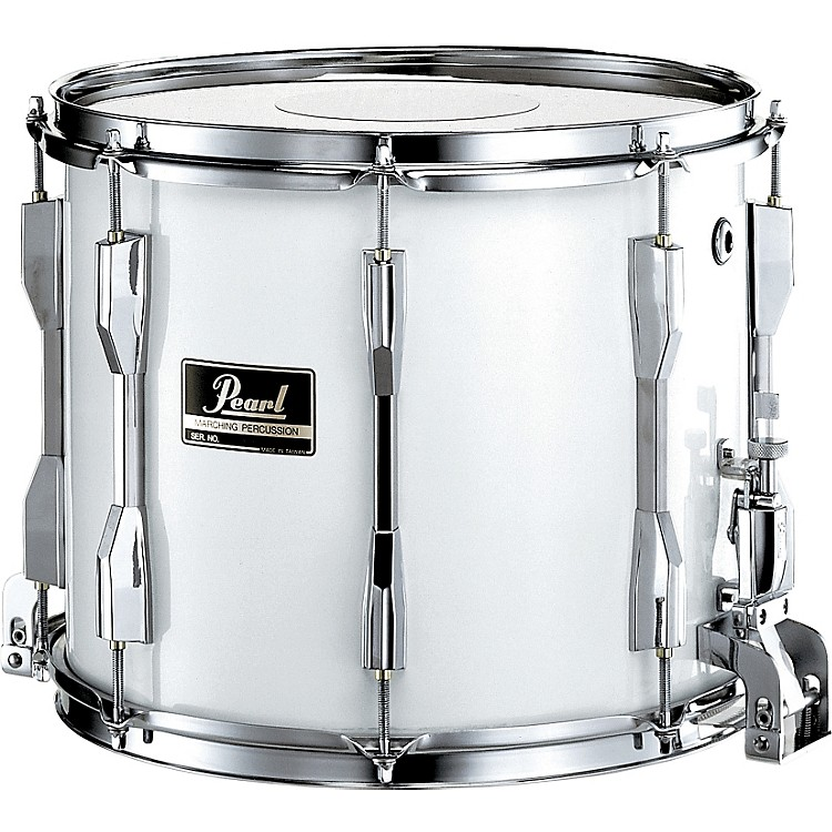 PearlCompetitor Traditional Snare Drum13x9 InchWhite