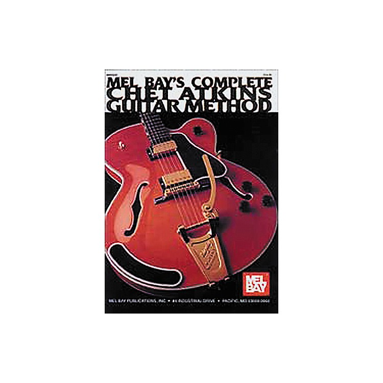 Mel BayComplete Chet Atkins Guitar Method (Book/CD)
