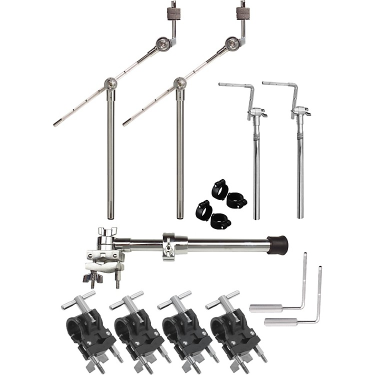 GibraltarComplete Electronic Drum Kit Rack Accessory Pack